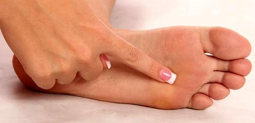 چگونه ترک پا را درمان کنیم؟
