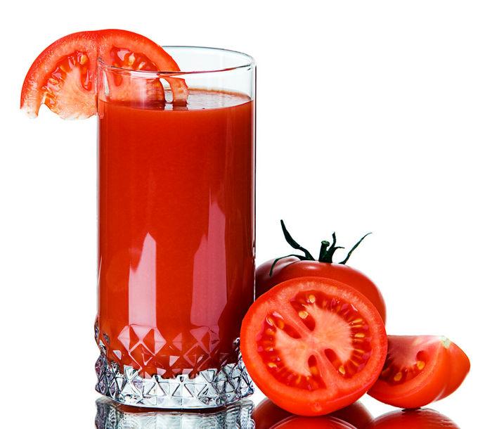 درمان بیماری ها با گوجه فرنگی