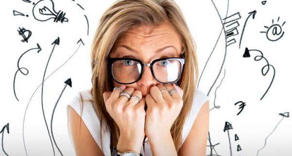 انواع اضطراب و علائم آن