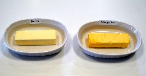 چرا کره از مارگارین بهتر است