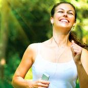 افراد شاد نتیجه بهتری از ورزش خود می گیرند