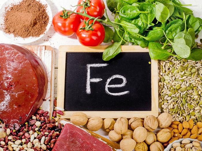 مزایای استفاده از غذاهای آهن دار در برنامه غذایی