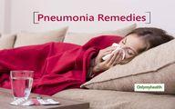 بهبود سریع التهاب و عفونت ریه