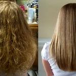 موهای خود را بدون اتو مو صاف کنید