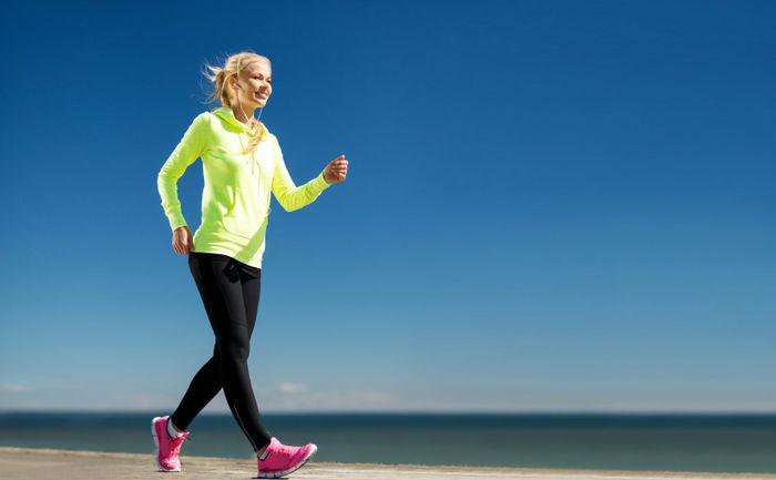 خطاهای متداول در راه رفتن و پیاده روی
