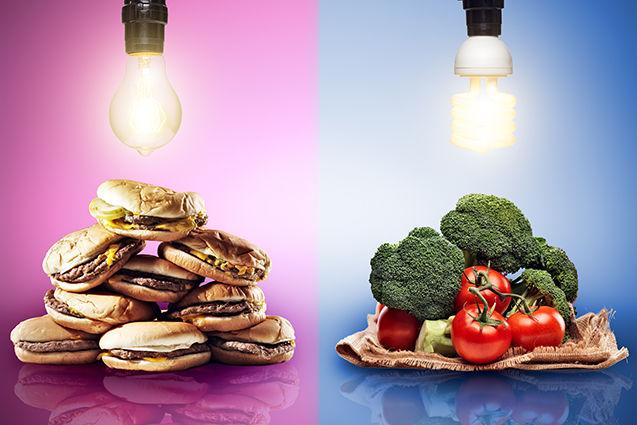 چطور مصرف مواد غذایی فرآوری شده را متوقف کنیم