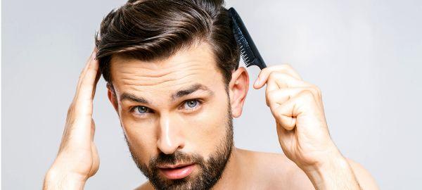 راهکارهایی برای پرپشت شدن مو آقایان