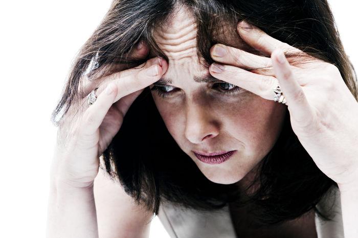 وارسی مشکل بوجود آورنده ی اضطراب و برنامه ریزی