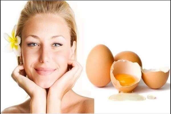 دلایلی که نشان می دهد پوست تخم مرغ برای پوست مفید است