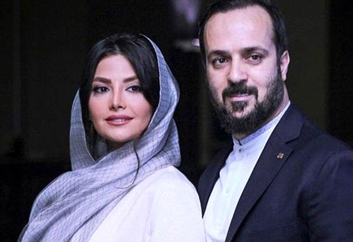 همسر لاکچری احمد مهرانفر + عکس
