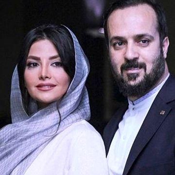 احمد مهرانفر بازیگر پایتخت کنار همسر لاکچری اش + عکس