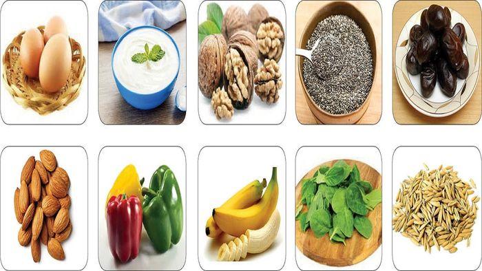 ۱۰ خوراکی مفید برای مقابله با خستگی مزمن