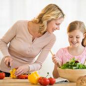 چگونه برای وعده شام غذای مناسب حاضر کنیم؟