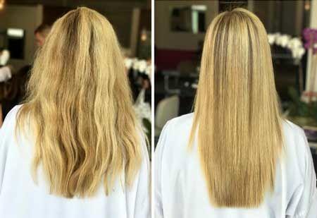 مزایا و معایب کراتینه کردن مو را بدانید