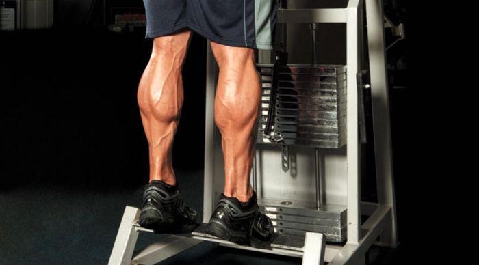 چگونه عضلات ساق پا را تقویت کنیم
