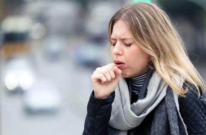 درمان سرفه با روش های خانگی
