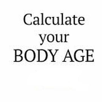 محاسبه سن واقعی بدن