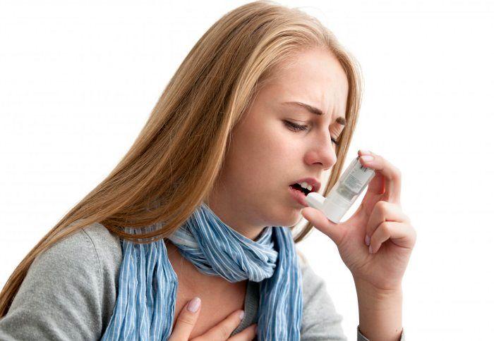 درمان های خانگی برای حملات آسم