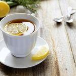 فواید نوشیدن چای زنجبیل