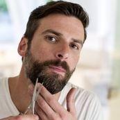 تحریک رشد موی صورت در مردان