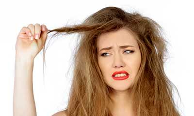 با این روش از موهای وز راحت شوید