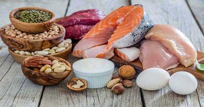 تاثیر مصرف پروتئین در کاهش وزن