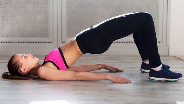 چگونه عضلات کف لگن را تقویت کنید
